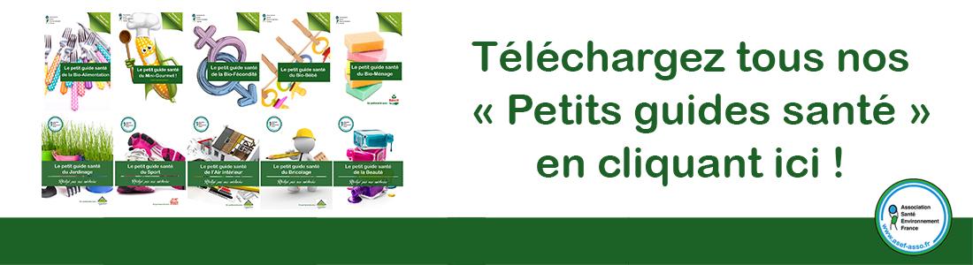 Annonce Petits guides santé